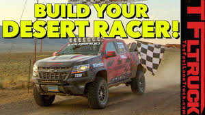 100 Cheap Truck Parts Chevy Turn A Colorado ZR2 Into An OffRoad Race With 23000