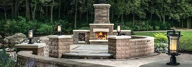 Belgard Fire Pit Kit Strongerfamilies