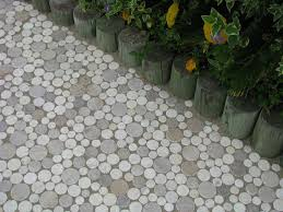 External Mosaic Tiles Victorian Floor On Sheets Outdoor Path