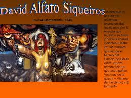 David Alfaro Siqueiros Murales Bellas Artes by Muralismo Identidad Nacional Ppt Descargar
