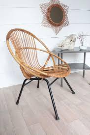 fauteuil adulte pour chambre bébé fauteuil coquille vintage en rotin adulte trendy 1 my
