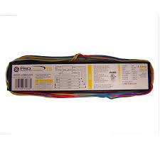 shop ge 4 bulb residential electronic fluorescent light ballast at