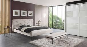 retro schlafzimmer komplett mit polsterbett und schrank