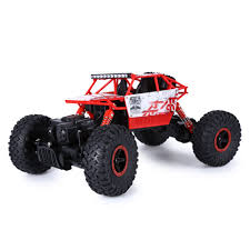 Hot Sale RC Car 2.4Ghz 4WD 1/18 4 Wheel Drive Rock Crawler Rally Car ...
