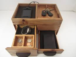 Mens Dresser Top Valet by Men U0027s Valet Box With Phone Charging And Hidden Compartments Texas