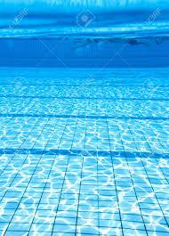 Outdoor Pool Lane Stock Photo