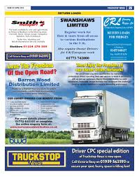100 Truck Stop Loads News April 2014 Issue By KELSEY Publishing Ltd Issuu