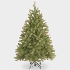 National Tree Company 9 Ft North Valley Spruce Hinged Pleasant Unlit Christmas Trees Artificial