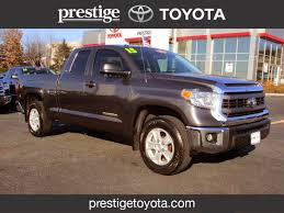100 Used Tundra Trucks Certified 2015 Toyota Truck Double Cab SR5 46L V8