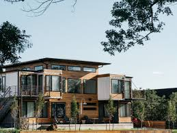 100 Container Homes Design A MultiGeneration Home Built From Scratch By Its Owner