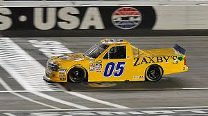 100 Win Truck John Wes Townley Chevrolet Win NASCAR Race At Las Vegas