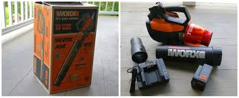 WORX Turbine 56V Cordless Leaf Blower & Gutter Cleaning Kit Review ... Worx 125 Mph 465 Cfm 56volt Max Lithiumion Cordless Turbine Leaf Ryobi Zrry40411 Jet Fan Blower Reviews Lawn Care Pal 5 Best Electric For The Easiest Leave Cleaning Pool Admin Author At Gardenlife Pro 10 Blowers For 2017 Top Gas And In Amazoncom Dewalt Dcbl790m1 40v Max 40 Ah Lithium Ion Xr Vacuum Partner Corded 7 Your Guide To The Absolute Gaspowered Family