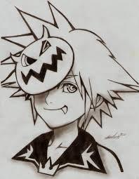 Halloween Town Sora by Christian Nickuroshi Anime Amino