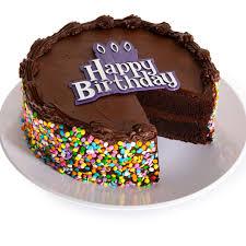 Chocolate Cake Birthday large