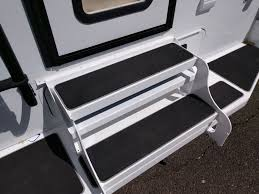 100 Truck Camper Steps Adventurer Special Features
