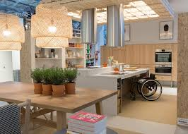 ikea temporary presents kitchen concepts at milan pop up