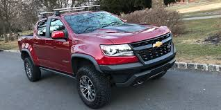 Chevy Colorado ZR2 Pickup Truck Review, Photos - Business Insider