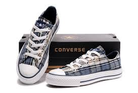 converse all plaid converse trainers on sale converse all low top navy plaid