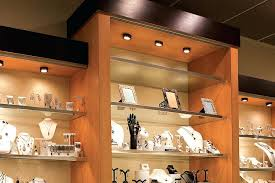 cabinet light and functionality of puck lights low