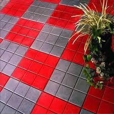 designer concrete floor tile at rs 35 square designer