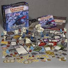DND Boxed Games Trading Card