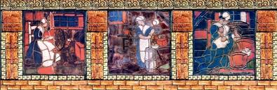 Moravian Pottery And Tile Works by Architectural Tiles Glass And Ornamentation In New York Some