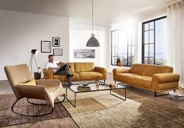 canape confort en cuir decade confort souple 2 5 places