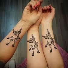 43 Sister Tattoo Designs