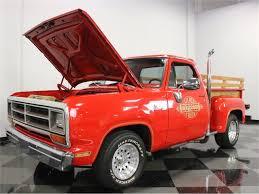 100 1975 Dodge Truck Lil Red Express Tribute For Sale ClassicCarscom CC