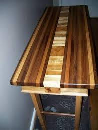 Diy Wooden Table Top by Scrap Wood Table Top Ideas For The House Pinterest Wood