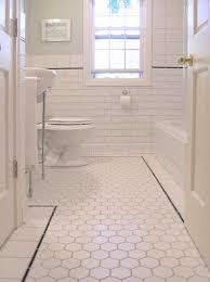 bathroom large hexagon tile apinfectologia org