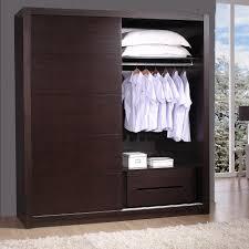 Beverly Hills Furniture Alpha Wardrobe Alpha Sliding Door Wardrobe