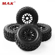 RC 1:10 Short Course Truck Tires Tyre Wheel Rim 17mm Hex W Adapter ... Captains Curse Monster Jam Electric Rtr Rc Truck Traxxas Slash Pro 2wd Shortcourse With On Board Audio 110 Scale Custom Built 4linked Trophy Summer Revo Sale Newb Stampede Id 24ghz Blue Tra360541t4 4x4 Lcg W Radio Battery Cars Trucks And Motorcycles 2183 Newtraxxas Xl5 2wd Rtr Xl5 Electro Trx360541 4x4 Ultimate 4wd Short Course By 116 Grave Digger New Car Action Erevo Brushless The Best Allround Car Money Can Buy