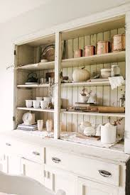 I Had A Lot On My Wish List For This Said Dream Hutch True Antique With Lots Of Storage Functional Drawers Doors And Open Shelving