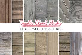 Light Wood Digital Paper Shabby Old Distressed Backgrounds Real Rustic Textures Instant Download Personal Commercial Use By Doodle Cloud