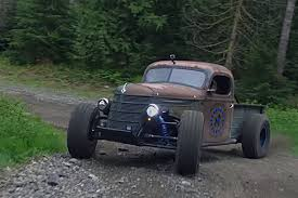 100 Rat Rod Truck Parts Video The Most Badass Trophy With A Big Fat V8