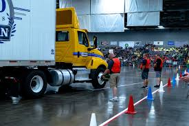 100 American Trucking Photos From Day One At The ATA National Truck Driving Championships