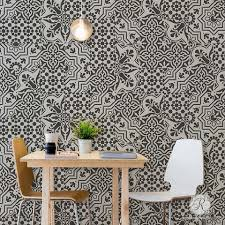 classic stencils european design stencils for walls and ceilings
