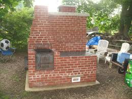 Custom Built Brick Smoker With Grill | Gardening / Landscape ... Grills Outdoor Cooking Walmartcom Best Backyard Smoker Guide Reviews 13 Best Bbq Smokers Pitmasters Images On Pinterest Choice Products Grill Charcoal Barbecue Patio Square Offset 1280 Charbroil Horizon 16inch Classic Review 30inch Long Royal Gourmet With Ha Custom Pools Light Farms Pics On Awesome Built Brick Grill And Food Backyard Bbq Smokers 28 Pr36 Smoker Meadow Interesting Design Maybe Good Damper Idea Pit