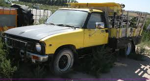 1979 Toyota Flatbed Pickup Truck | Item C3565 | SOLD! March ... Tiny Trucks In The Dirty South 1979 4wd Toyota Pretty I Primary Toyota Deluxe Truck Rn37 197981 Youtube Old Ads Chin On Tank Motorcycle Stuff Hilux Junk Mail Pickup Parts Car Stkr6671 Augator Sacramento Ca Another Safariroadster Tacoma Xtra Cab Post 2wd 20 Oldschool Offroad Rigs For Backcountry Adventure Flipbook Pick Up Truck Sale Classiccarscom Cc1079257 Sr5 Cc1055884 Dually Minis