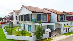 100 What Is Detached House 2 Storey Semi EVELYN 2 Johor Land Berhad