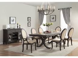 Homelegance Dining Table Oak Veneer 1947 96