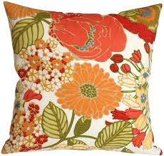Beautiful Outdoor Toss Pillows For Pottery Barn Floral Outdoor