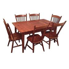 Expandable Cherry Dining Table W/ 6 Chairs Kitchen Ding Room Fniture Scdinavian Designs Cape Cod Lawrence Dark Cherry Extension Table W6 Tom Seely Solid W 6 Chairs Sets And Chair Dock86 Universal Upscale Consignment 26 Big Small With Bench Seating 2019 Gently Used Ethan Allen Up To 50 Off At Chairish East West Nido6bchw Pc Ding Room Set Bkitchen Tables 4 Plus Bench In Black Cherryfinishblack And Cm88 Roccommunity Steve Silver Tournament Arm Casters Set Of 2 Oval American Drew Cherry 7 Pieces Used Leaf Finish Glass Top Modern Woptional Items