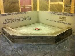 redgard for tiled shower waterproof terry love plumbing
