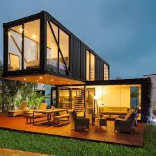 104 Shipping Container Design From Tiny Cottage Dwellings To Chic Modern Mansions Br Firefly Finch
