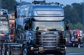100 V8 Trucks Scania Logo Wallpapers HD Tuning Show Truck Images Download