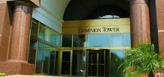 Merrill Lynch photo of Dominion Tower