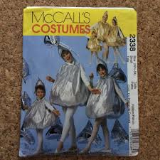 Mccalls Pumpkin Patch Haunted House by Mccalls 2338 Hershey Kiss Pattern Small 32 5 34