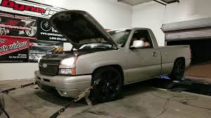 100 Adrenaline Truck Performance 48L Turbo Silverado Dyno YouTube